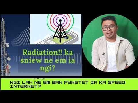Mobile Tower Radiation!! Ka sniew ne em ia ngi?🤔Ngi lah ne em ban pynstet ia ka speed internet?🤨