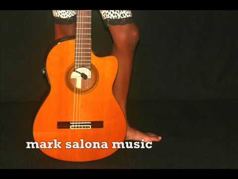 TOP 5 RELAXING GUITAR TUNES (23 MINUTES) BY MARK SALONA