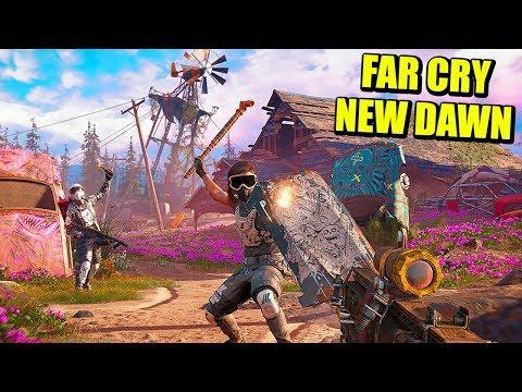 FAR CRY NEW DAWN - VOLVEMOS A HOPE | Gameplay Español thumbnail