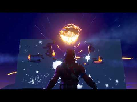 Fortnite  Season 4 Cinematic Intro