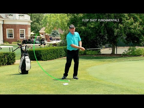 Golf Channel Academy: How To Hit a Flop Shot | Golf Channel