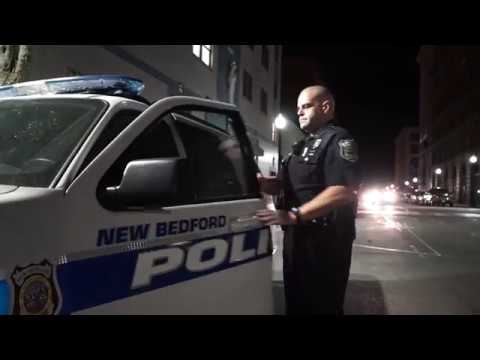 "New Bedford Cops Episode 1: ""I'm related to Jesus"""