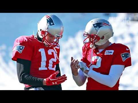 N.E. Patriots Report: Guregian & Howe talk Brady hand injury ahead of AFC Championship game