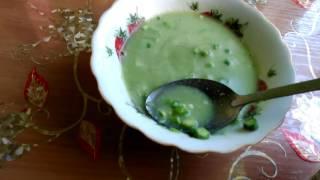Суп для похудения со вкусом Спаржи