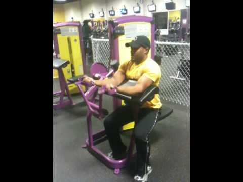 planet fitness arm curl machine  youtube