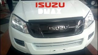 Isuzu D-Max 2.5 VGS Turbo 4x4 M/T - Indonesia