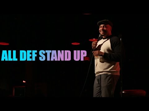 Kraig Smith- My Friend Got Fired For Being Musty | All Def Stand-Up