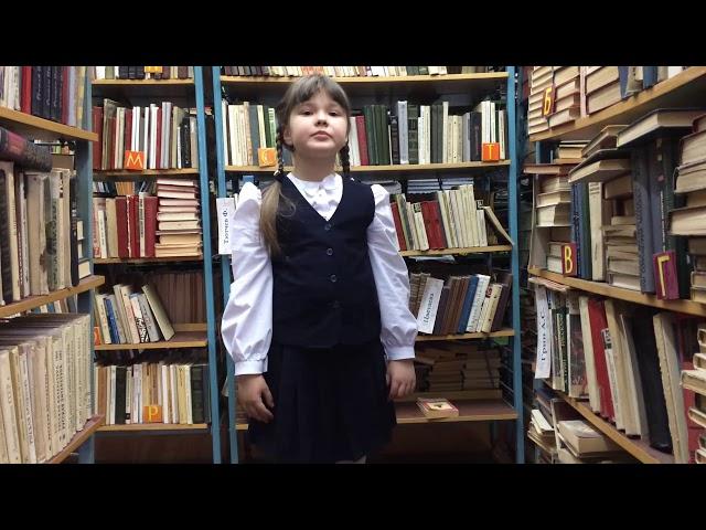Изображение предпросмотра прочтения – АлександраИльина читает произведение «Сонуля» Е.В.Липатовой