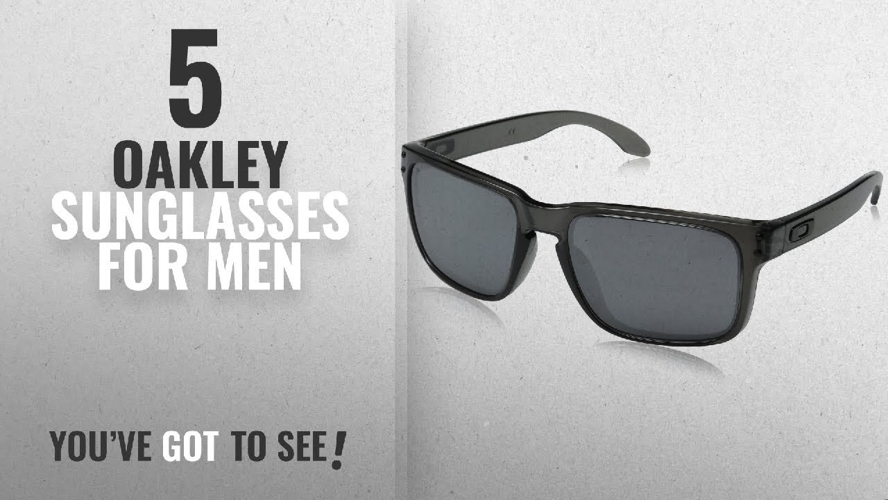 d7e60543ea Top 10 Oakley Sunglasses For Men   Winter 2018    Oakley Holbrook ...