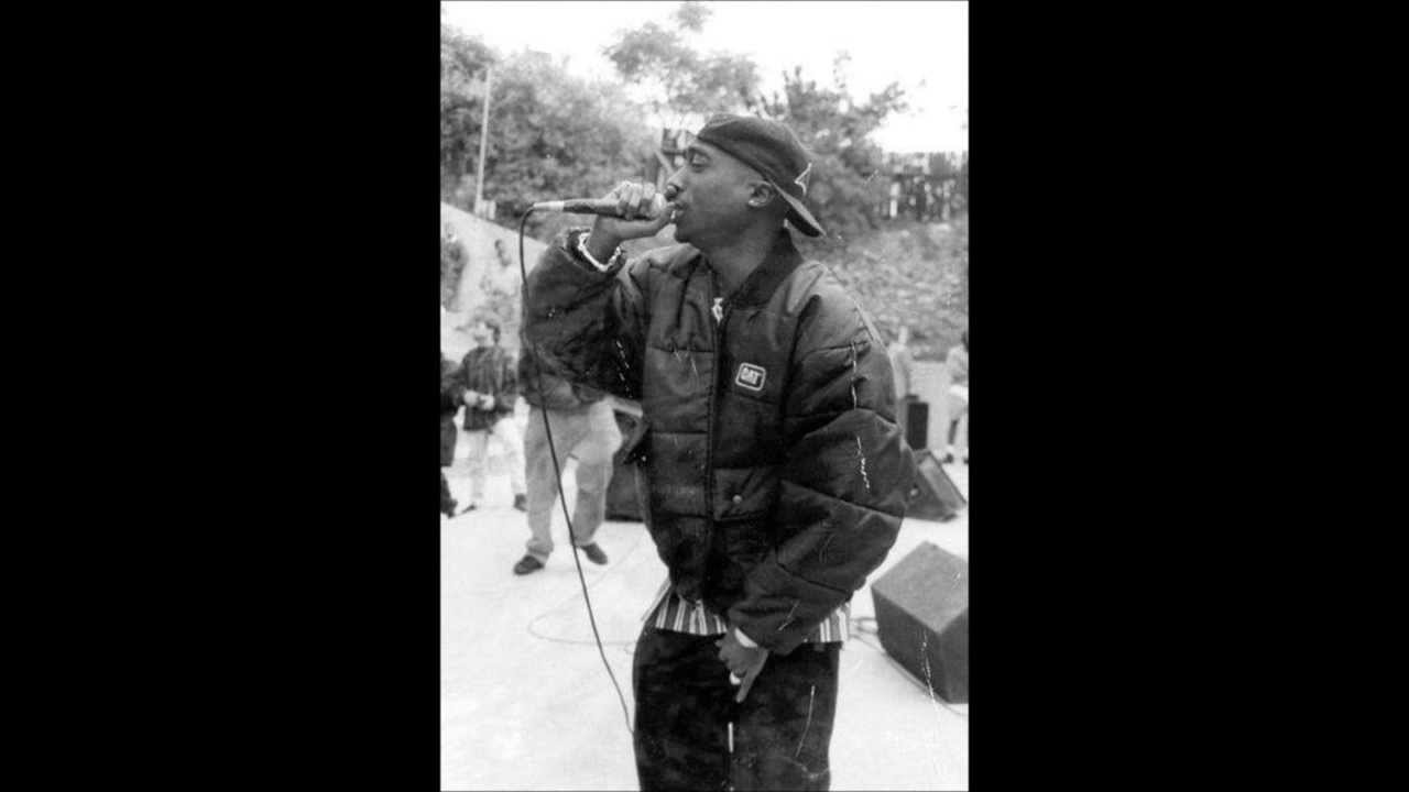Important and 2 pac fuck all ya