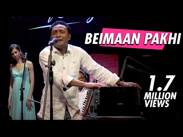 BEIMAAN PAKHI - TAPOSH FEAT. MANNAN MOHAMMAD : OMZ WIND OF CHANGE [ S:04 ]