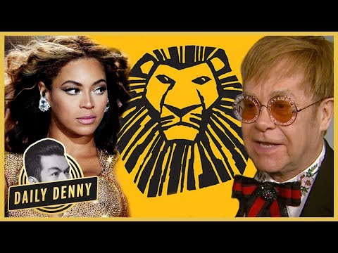 'The Lion King' on Broadway Turns 20! Could Elton John Join Beyonce In The New Film? | Daily Denny Mp3