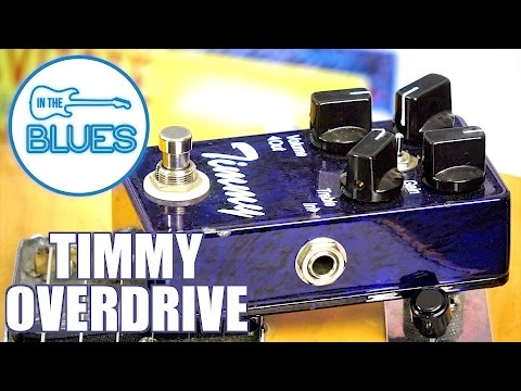 How Good is the Timmy Overdrive Pedal? My Review