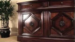 Montage Traditional Tv Lift Cabinet