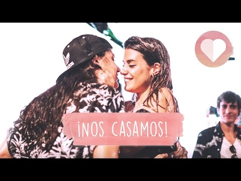 NOS CASAMOS - DULCEIDA Y ALBA