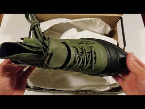 982e00514f64 Converse chuck taylor fastbreak mc18 hi unboxing - YouTube