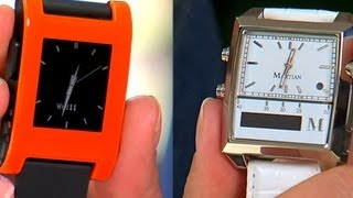 Always On - Smartwatch shootout