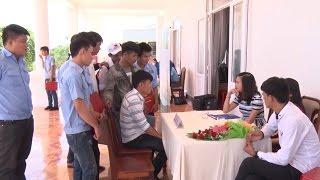 Tin tức 24h: Giải quyết việc làm cho học sinh trường nghề ở Quảng Ngãi