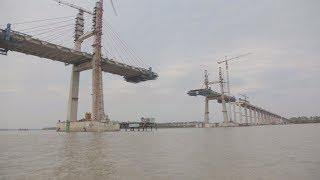 Cây cầu siêu khủng 7000 tỉ nối Hải Phòng - Quảng Ninh làm việc xuyên giao thừa