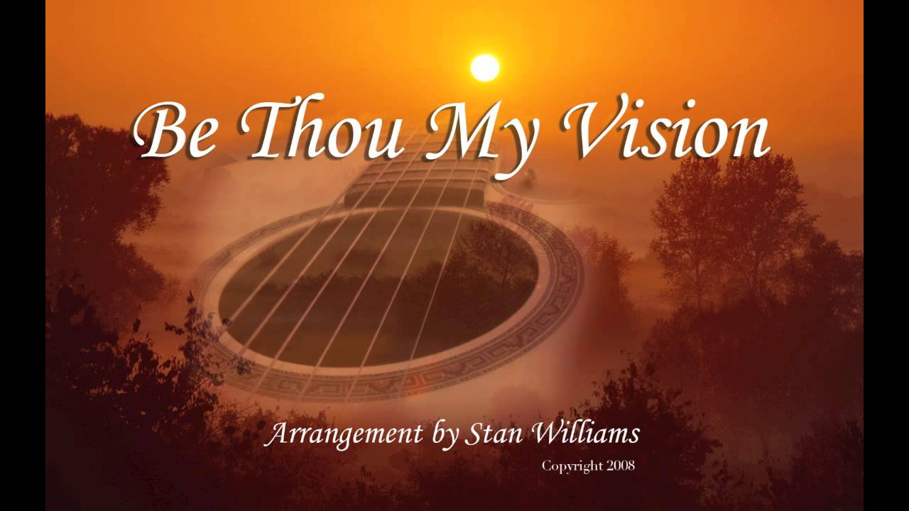 Be Thou My Vision Guitar Youtube