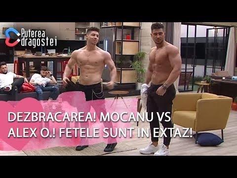Puterea dragostei (24.04.2019) - Dezbracarea! Mocanu vs Alex O.! Fetele sunt in extaz!