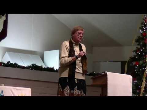 Mary Decker Preaches 12-30-12