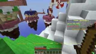 GANANDO EN EL MAPA MAS GRANDE - Tower Defenders Minecraft