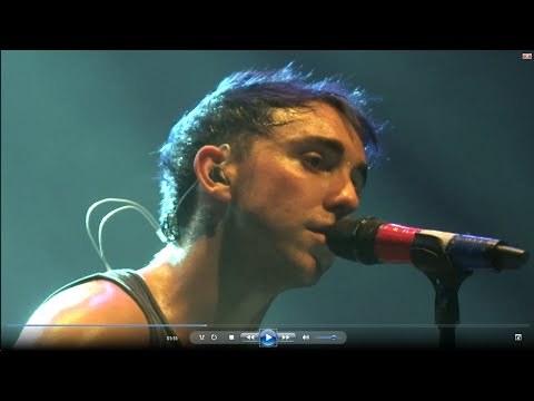 All Time Low 9/18/15 Montreal (ENTIRE CONCERT FRONT ROW)
