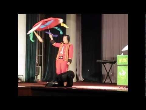 ao thuat viet nam - HAI PHONG show -magic TAYLOR -aothuatvip.com