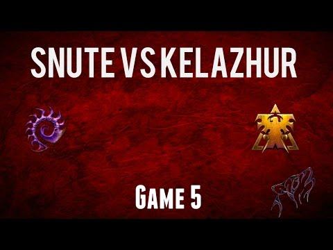 LOTV: SNUTE vs KELAZHUR Game 5 (final game) - DH Leipzig