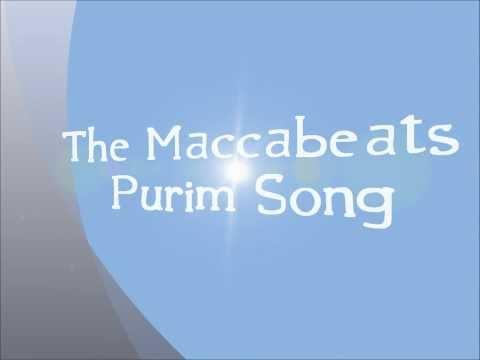 The Maccabeats - Purim Song- LYRICS HQ!