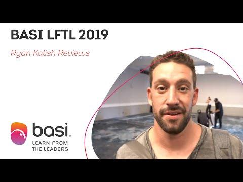 Ryan Kalish Reviews BASI LFTL 2019