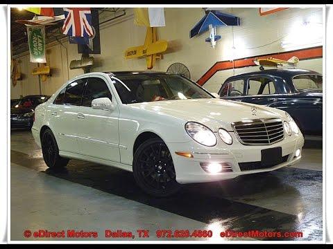 2008 Mercedes Benz E350 4matic Edirect Motors Youtube