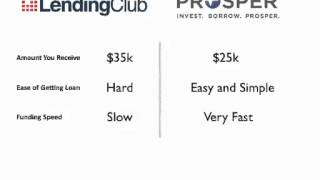 Lending Club vs Prosper.com Pros and Cons