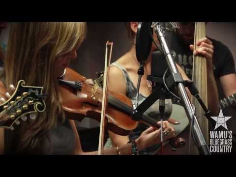 The Bankesters - Gypsy Jubilee [Live at WAMU's Bluegrass Country]