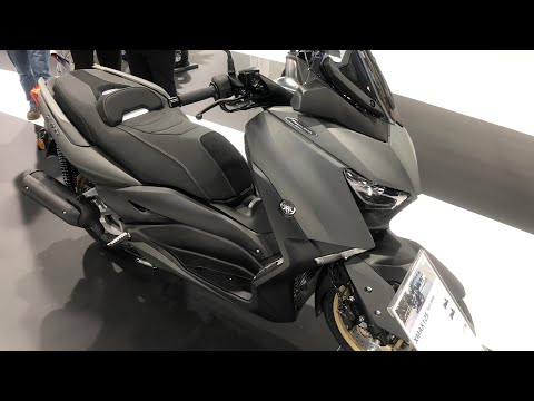 Yamaha XMAX 125 Tech Max Scooter 2020 Swiss Moto