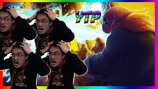 YTP CBgames chante megalovania (undertale)
