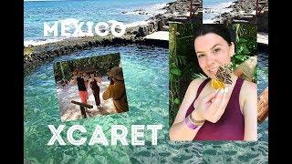 XCARET Mexico 2018 Vlog | Cancun Mexico | Jenney Martin