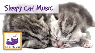 Music for cats to relax Relaxing music for cats to sleep - serene music for bathing cats