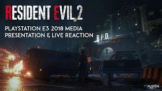 Resident Evil 2 (2019): E3 2018 Presentation & Live Reaction