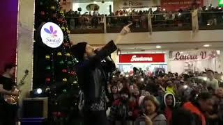 SUTRA - Sebastian Yatra en vivo Centro Comercial Santafe