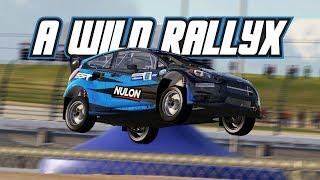 iRacing: A Wild Rallycross! (Fiesta RX @ Iowa)