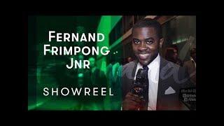 Fernand Frimpong Jnr - Presenter Showreel