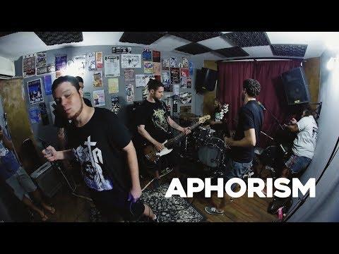 Cena Morta #1- Aphorism