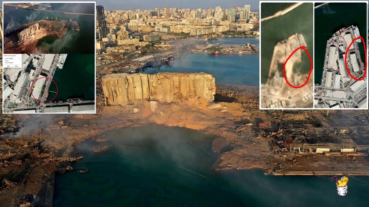 Ливанское послевзрывие