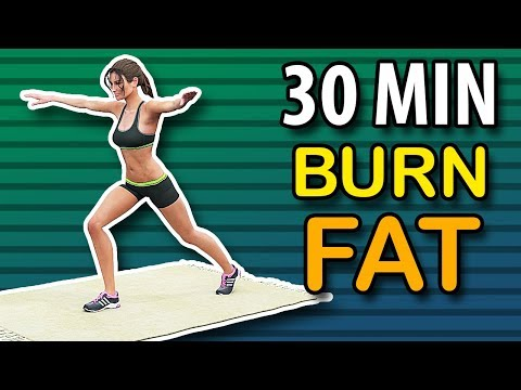 Burn Fat Best 30 Min Home Workout Routine