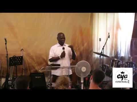 EYC 2018  session 6 -  pastor Kwame Mensah