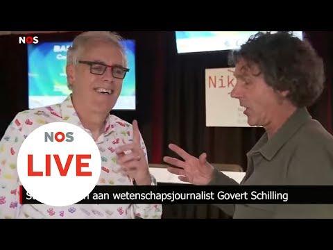 LIVE: Nieuws uit het heelal! Stel je vragen aan sterrenkundejournalist Govert Schilling