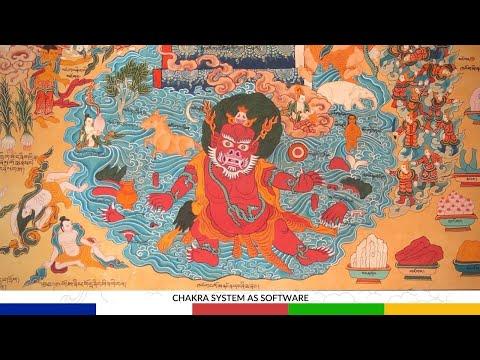 Chakra System As Software : Robert A.F. Thurman & Dr Nida Chenagtsang - On Tibetan Medicine