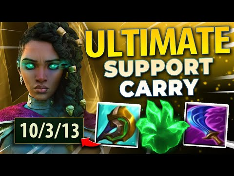 YOU NEED TO PLAY SENNA LIKE THIS TO CARRY AS A SUPPORT   Season 11 Senna – League of Legends